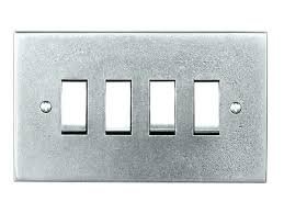 3 toggle 1 duplex wall plate 4 gang cover plates 4 gang switch plate 4 gang