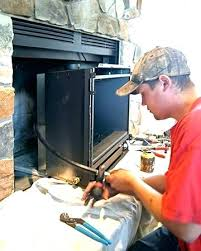 best of how to install fireplace insert for replace fireplace insert gas installing a in cost