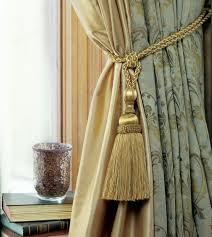 how to install curtain holdbacks in decorative style for home accessories design viewing gallery