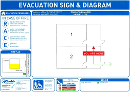 Fire and emergency evacuation   Homes and housing   Queensland    Image of a unit complex evacuation route