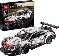 LEGO Technic Porsche 911 RSR 42096 Race Car ... - Amazon.com