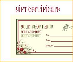 Printable Christmas Certificates Free Printable Christmas Gift Certificates 7 Designs Pick Your
