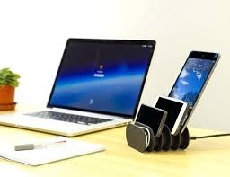 best charging station for multiple devices iphone and watch organizer diy lifeer