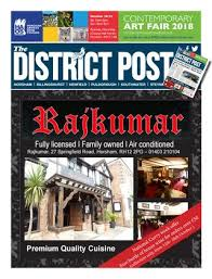 The District Post 12th October 2018 By The District Post Issuu