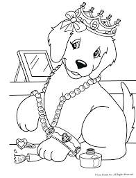 coloring pages frank awesome sheets free printable sheet puppies lisa for s frank coloring pages lisa sheets
