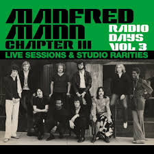 Radio Days, Vol. 3: <b>Manfred Mann Chapter Three</b> — Manfred Mann ...