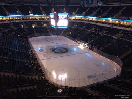 Bell Mts Centre Seating Chart Bell Mts Place Section 330 Winnipeg Jets Rateyourseats Com