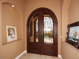 glass entry door plan
