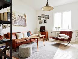 scandinavian leather furniture. Modern Style Vintage Scandinavian Furniture With Retro Theydesign Pertaining To 15 Best Leather