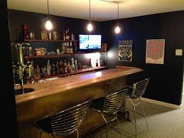 Back To The Trees Basement Bar - Simple basement bars