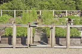 garden enclosure. Wire And Wood Garden Fences In West Barnstable, MA Enclosure