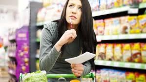 Lista De Compras Para El Supermercado Recomendaciones Para Ir De Compras Al Supermercado Bae Negocios