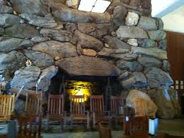 The Grandeur Of The Omni Grove Park Inn  TravelroadscomGrove Park Inn Fireplace