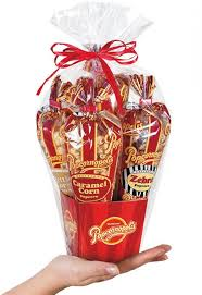 clic case of 12 mini popcorn gift baskets there just aren t many gifts you can give these days at just over 10 espe a gift for every occasion in