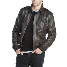 authentic a2 leather flight jackets a2 goatskim medium brown