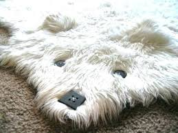 bear skin rugs without head faux gy rug with ons fur furry