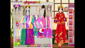 barbie chinese princess dress up full game play for s hd 2016