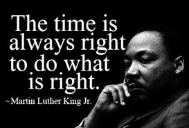 Martin Luther King Jr Quotes About Love Mesmerizing Martin Luther King Jr's Message Do Right For Ourselves And Others