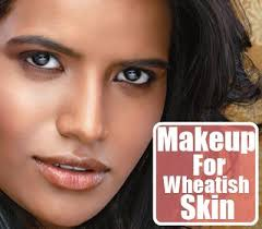 wheatish skin can be very appealing this looks very healthy and cared for and gives out a very rich look to the skin wheatish plexion needs very