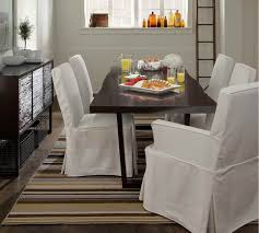 awesome dining room chair covers white cotton duck full length grey dining white dining room chair covers decor
