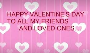 happy valentine s day friends. Simple Valentine Happy Valentines Day Friend Inside Valentine S Friends V