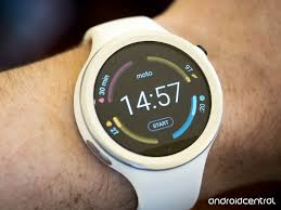 moto watch 360. unlike pracitcally every other android wear smartwatch (excepting the much-maligned samsung gear live and un-launched lg urbane 2nd edition), moto watch 360