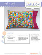 This is EXACTLY the way I teach my pillow case class. They are the ... & Free pillowcase patterns from the Million Pillowcases challenge - All  People Quilt Adamdwight.com