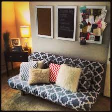 Best Small Futon Ideas On Pinterest White Futon Futon Chair
