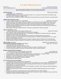Library Technician Resume Gorgeous Library Assistant Resume Elegant