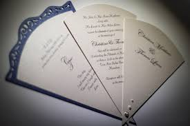 latest designs wedding and event stationery, designed by nulki nulks Wedding Cards Latest Designs fan shaped wedding invitation with 3 cards wedding cards latest designs