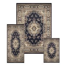 creative home area rugs ariana rug 7069 navy traditional rugs area rugs by style free at powererusa com