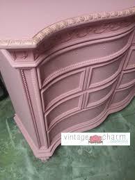 pink painted furniture. SherwinWilliams-Fussy-Pink- Pink Painted Furniture