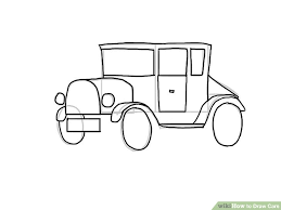 car drawing easy step by step. Contemporary Easy Image Titled Draw Cars Step 18 With Car Drawing Easy By N