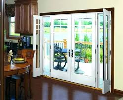replacing sliding glass door with french doors replace sliding glass door with french door cost staggering