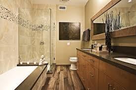 bathrooms with wood floors. Interior Furniture Wood Floor In Bathroom Bathrooms With Floors