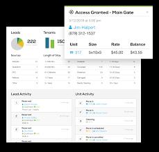 Access Software Self Storage Cloud Access Control Storedge