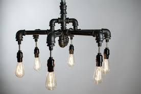 round chandelier bulbs edison bulb chandelier