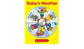 Buy Todays Weather Chart Cheap Charts Book Online At Low