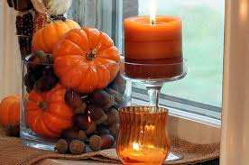 Image Thanksgiving Easy Fall Decor Using Natural Inexpensive Grocery Store Supplies Wwwtheyummylifecom The Yummy Life Easy Fall Decor