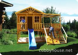 redwood lodge cubbyhouse