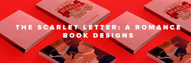 Scarlet Letter Book Cover The Scarlet Letter Book Designs On Student Show