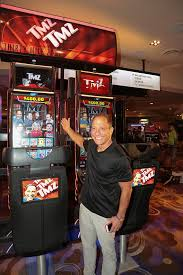 harvey levin productions. tmz executive producer, harvey levin plays the new video slots productions t