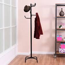 Coat Hat Rack Stand Metal Coat Hat Rack Clothes Hanger Tree Stand Hall Umbrella Holder 83