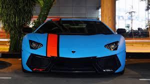 blue lamborghini aventador wallpaper. 1366x768 wallpaper lamborghini aventador lp7004 blue supercars exotic o
