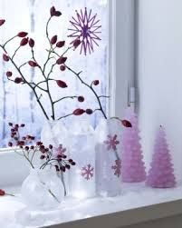Besinnliche Fensterdeko Zu Weihnachten Wohnidee