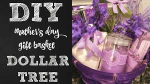 mother s day gift basket dollar tree diy