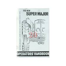 fordson major electrical diagram fordson image fordson super major instruction book on fordson major electrical diagram