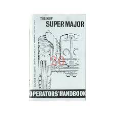 fordson major electrical diagram fordson image fordson super major instruction book on fordson major electrical diagram