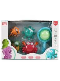 Набор <b>игрушек для ванны VELD</b>-CO 10771613 в интернет ...