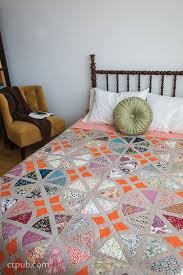 302 best Quilts - Circles, Curves images on Pinterest   Modern ... & Modern Roots Today's Quilts from Yesterday's Inspiration Adamdwight.com